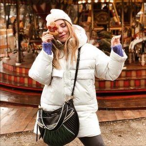 NWT Zara Padded Jacket With Pockets